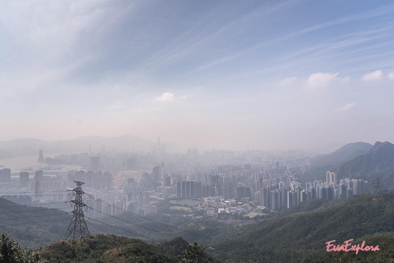 schoenste Aussichten Hongkong