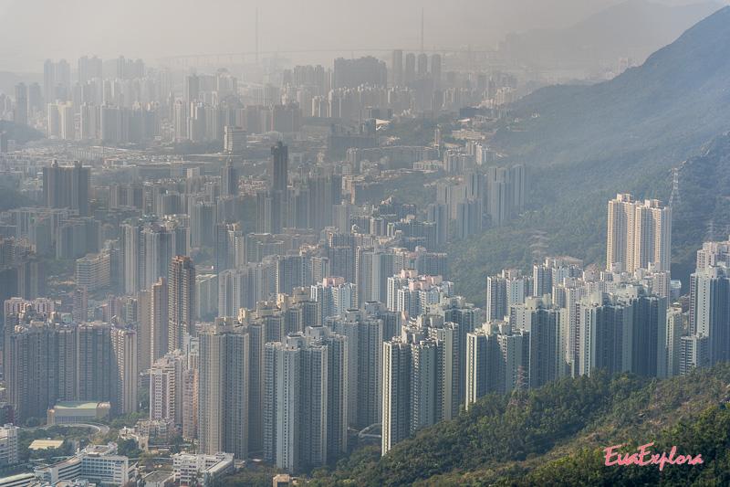Aussichtspunkte in Hongkong