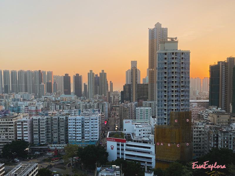 Aussichtspunkte Hongkong