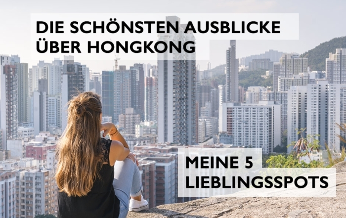 Ausblicke über HongKong