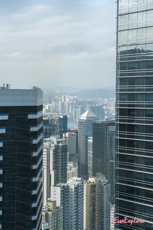 Aussichten Hongkong
