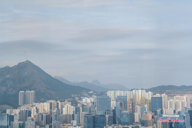 Sightseeing Hongkong