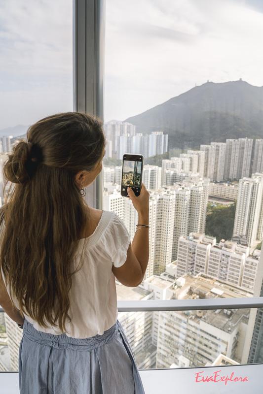 beste Aussicht Hongkong