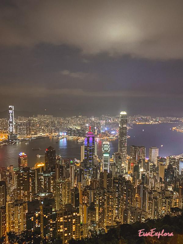 Silvester in Hongkong