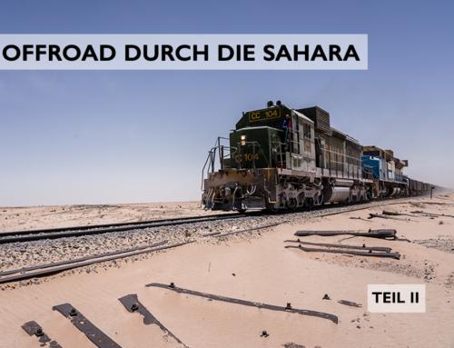 Wüstentour in Mauretanien: offroad durch die Sahara (Teil 2)