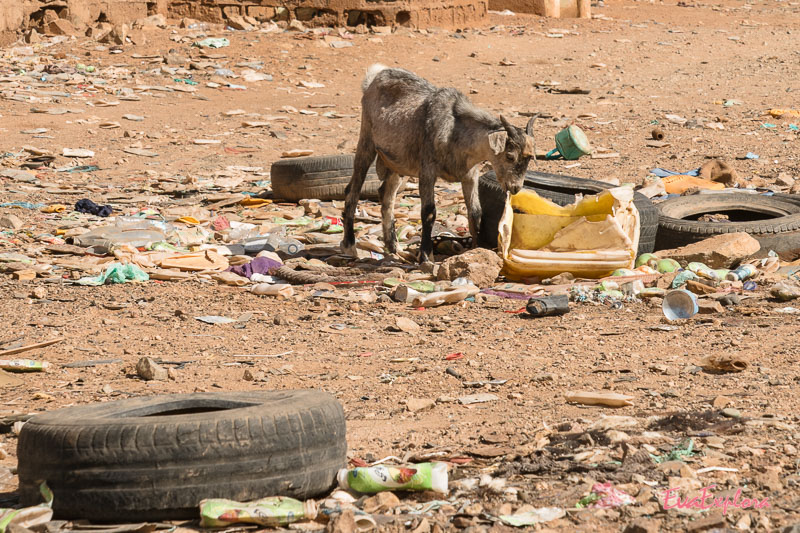 Dorf in Mauretanien