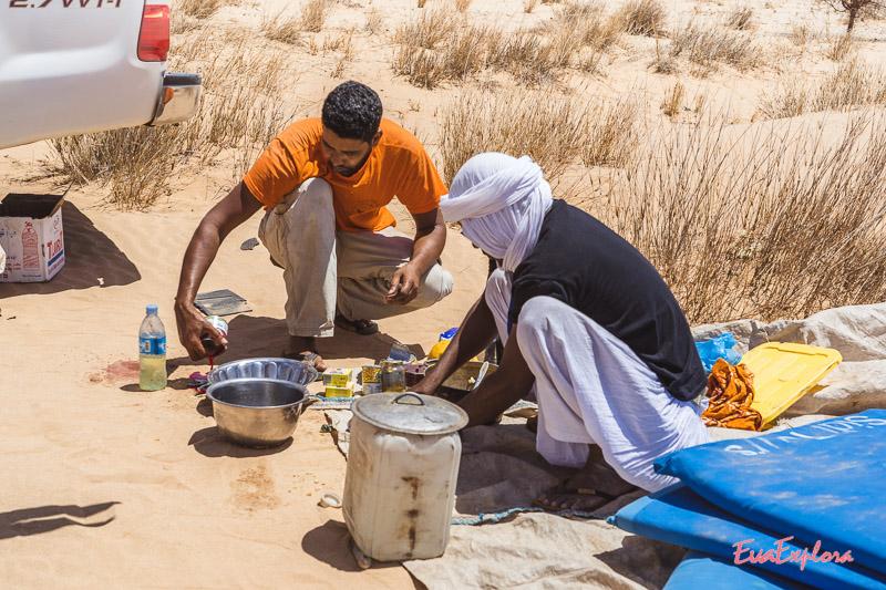 Wuestentour Mauretanien