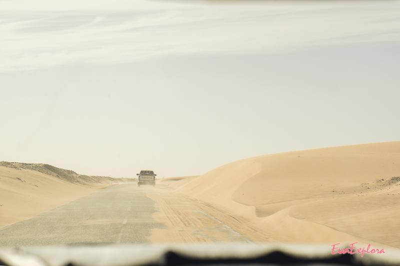 Wüstentour Afrika