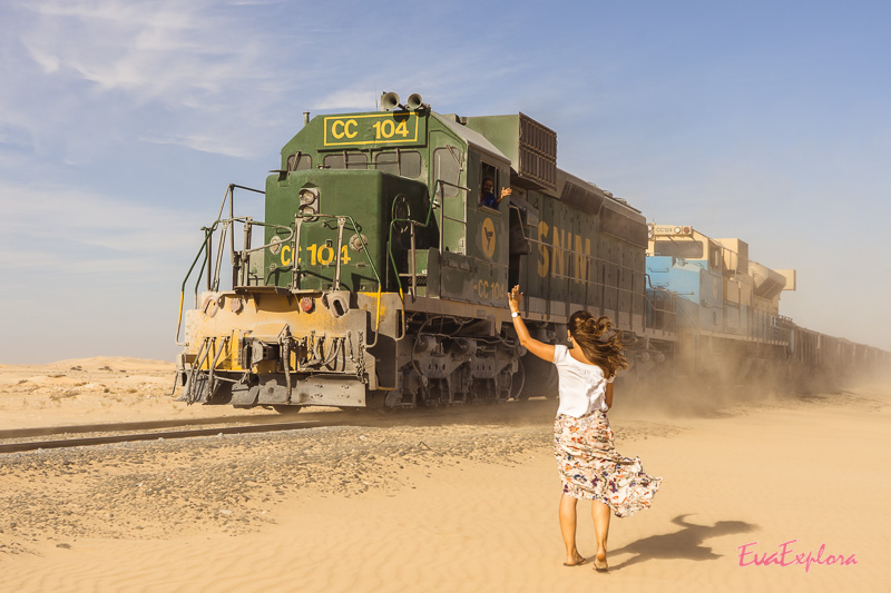 Laengster Zug der Welt