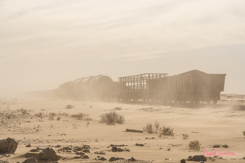 Wüstentour Mauretanien