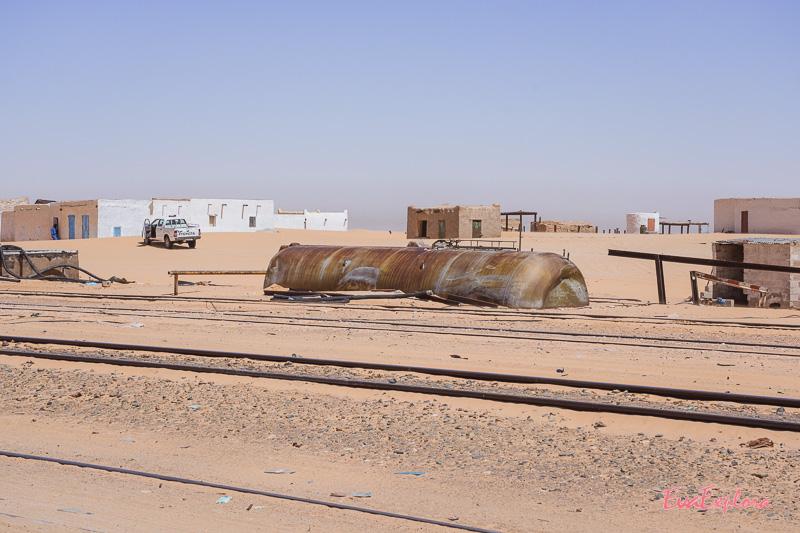 Kontrollpunk Sahara
