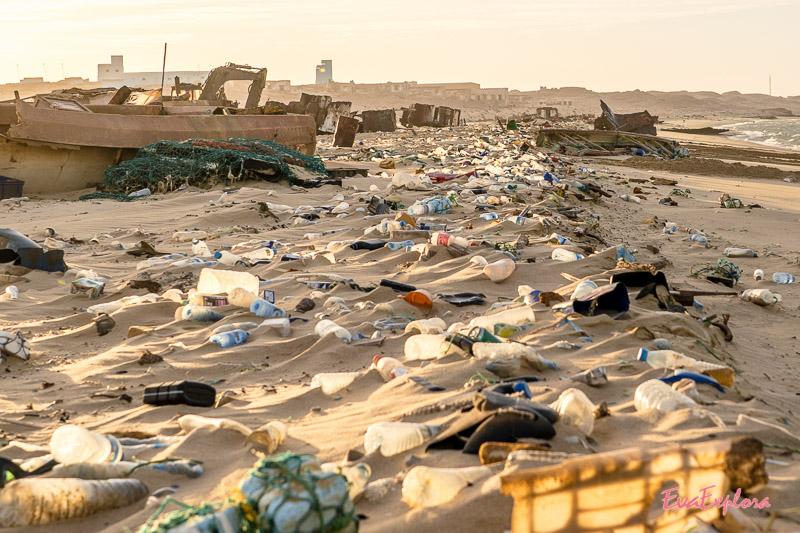 Strand Afrika
