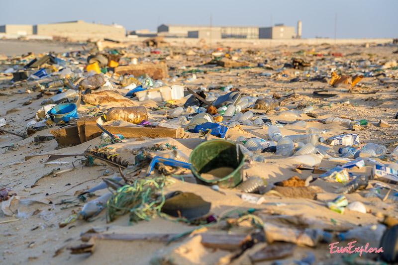 Müll Mauretanien
