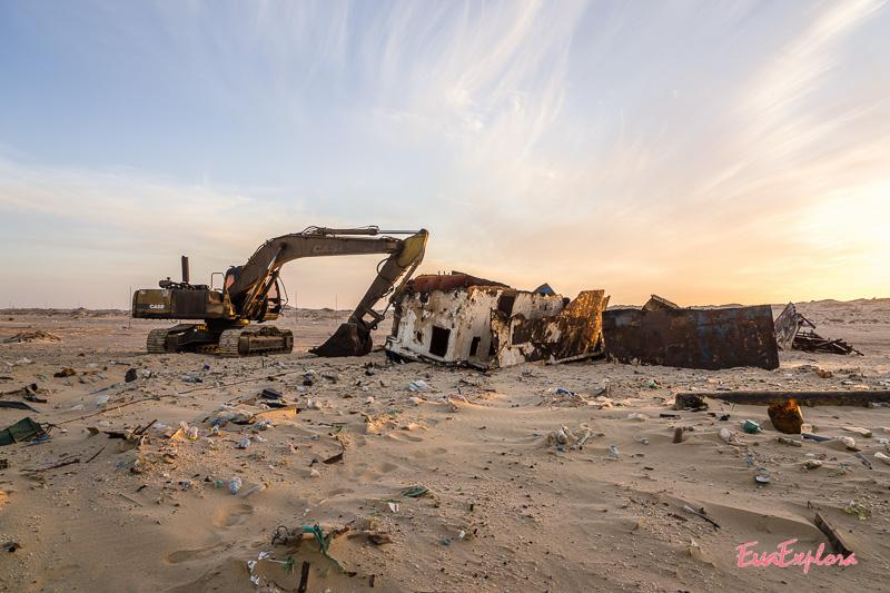 Müllproblem Mauretanien