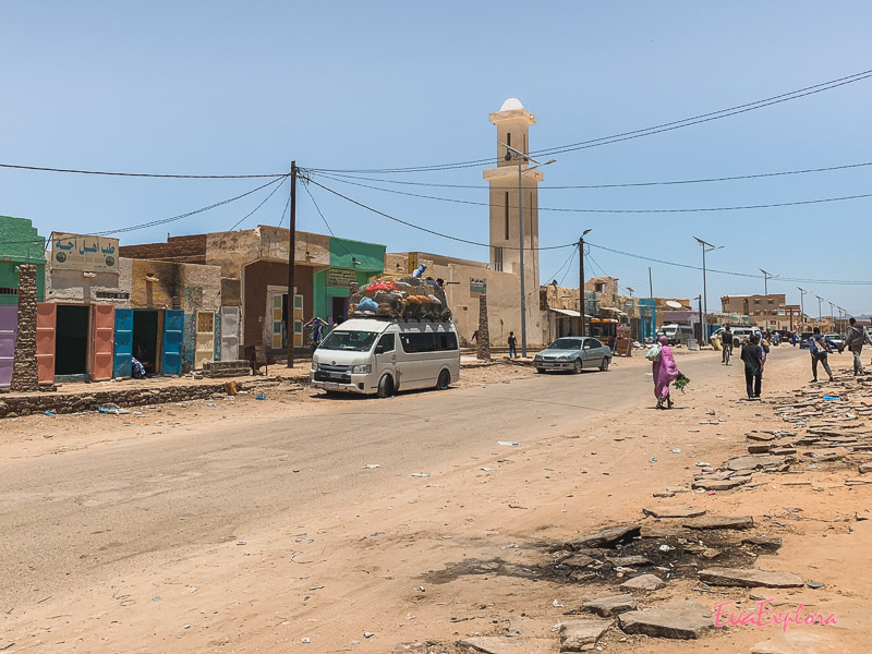 Atar Mauretanien