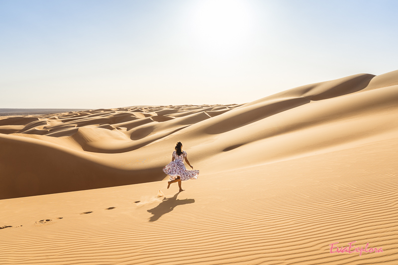 Sahara Tour Mauretanien