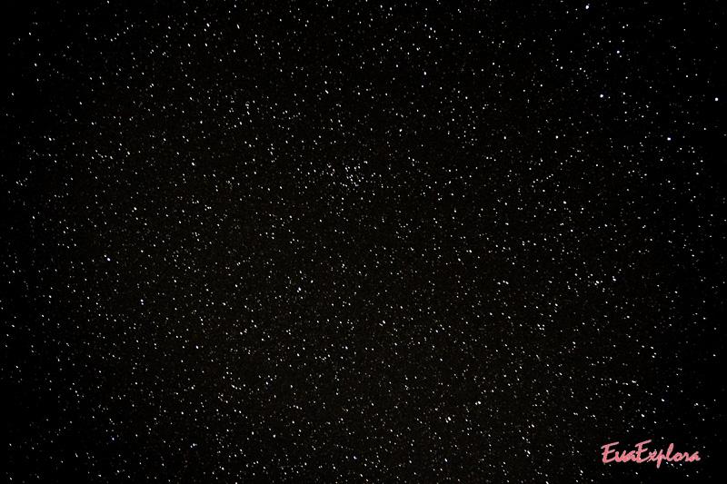 Sternenhimmel Sahara