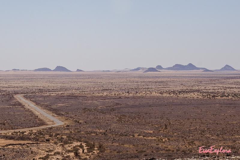 von Atar in die Wüste