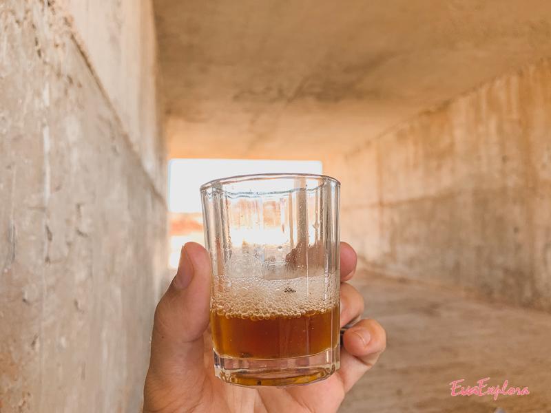 Tee in Mauretanien