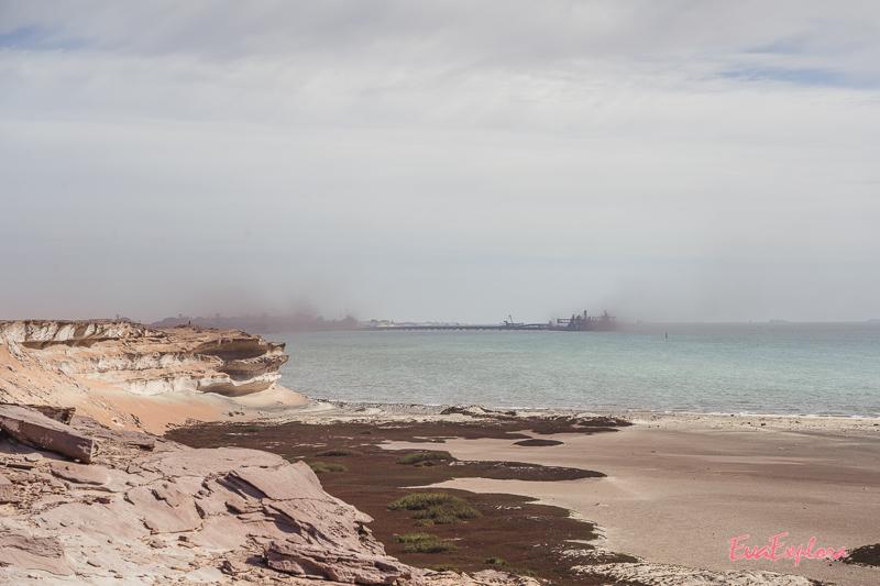 umweltzerstörung am Meer