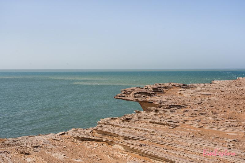 Meer Mauretanien