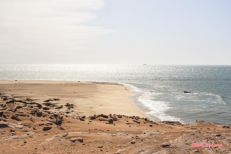 Cap Blanc Mauretanien