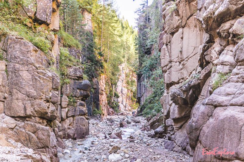Bletterbachschlucht Südtirol